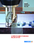 Pages from Square Shoulder Milling Brochure GT14-110